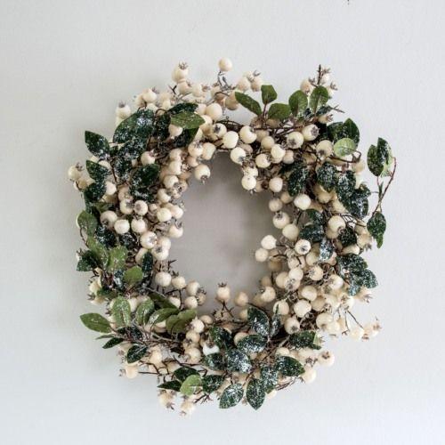 Buy Mistletoe Wreath From Rigby Mac Beautiful Classic Mistletoe