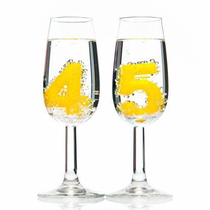 45 Jaar Gefeliciteerd