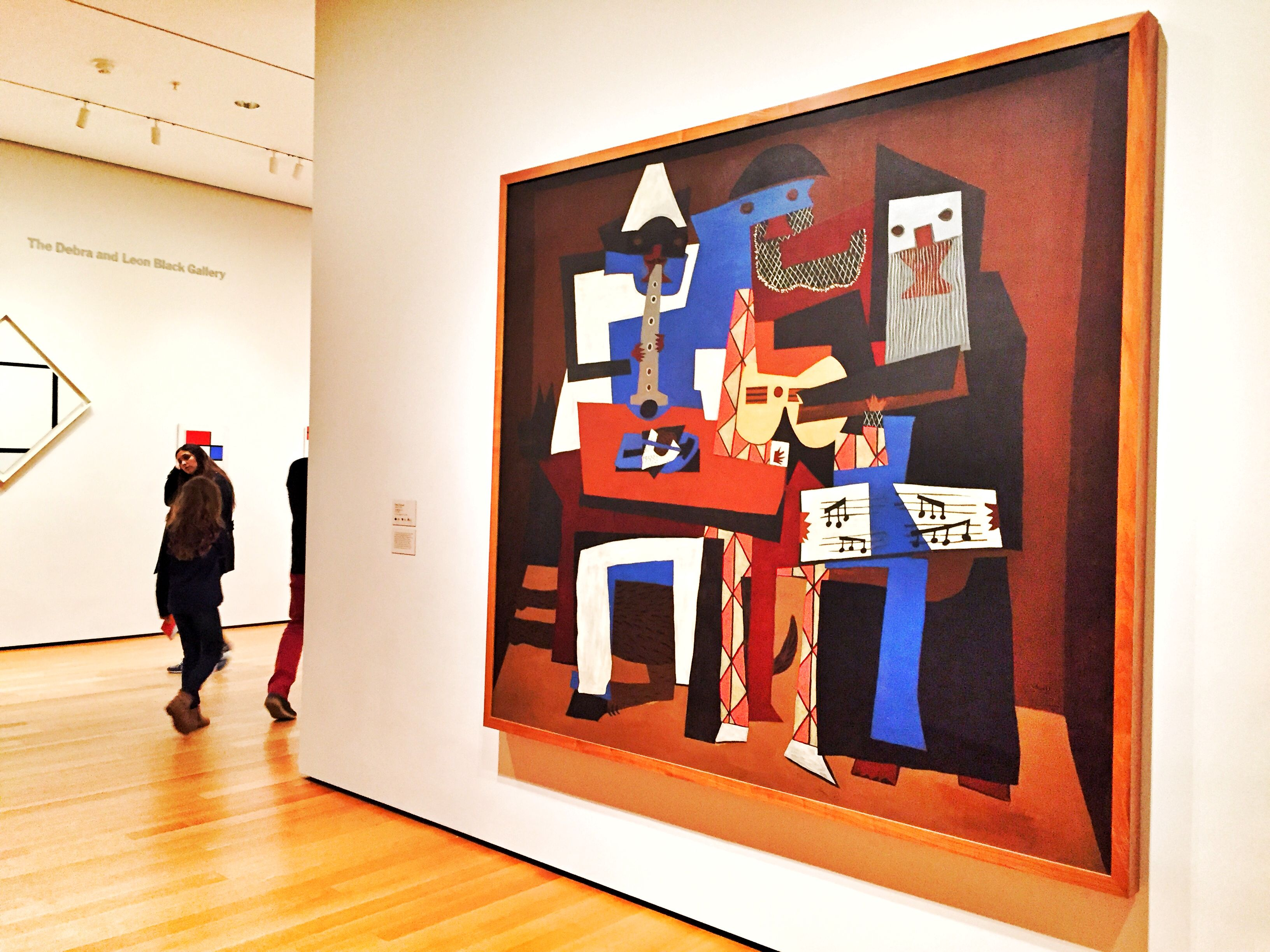 Three Musicians Has Always Been One Of My Favorite Picasso