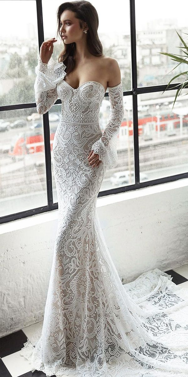 Trendy Wedding Dresses For Contemporary Bride Gown Pinterest Dress And
