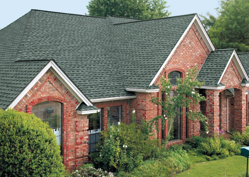 Best Gaf Timberline Hd Shingles In Slate In 2019 Roof Shingle 640 x 480