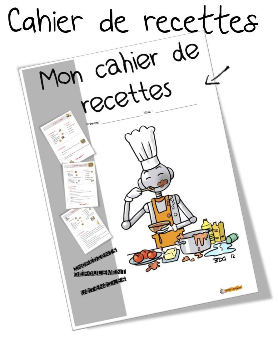 La semaine du go t avis aux gourmands la semaine du - Creer un cahier de recettes de cuisine ...