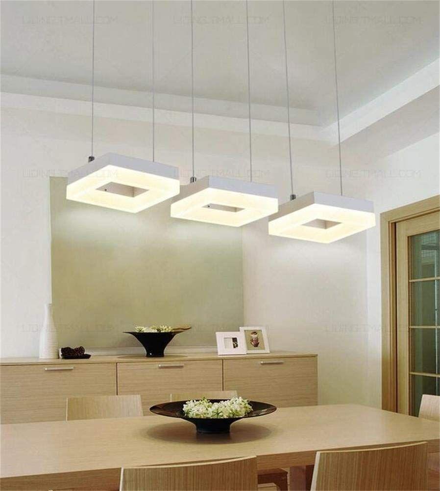 PIGE LED Lampadario Tre Luci personalizzato Dining Room ...