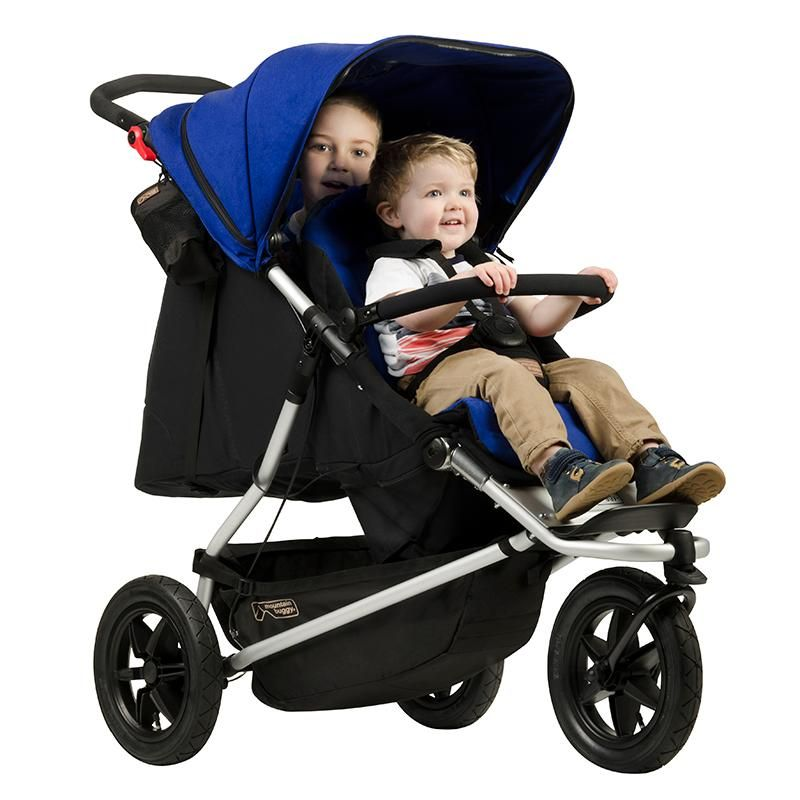 Mountain Buggy 2015 Plus One Inline Double