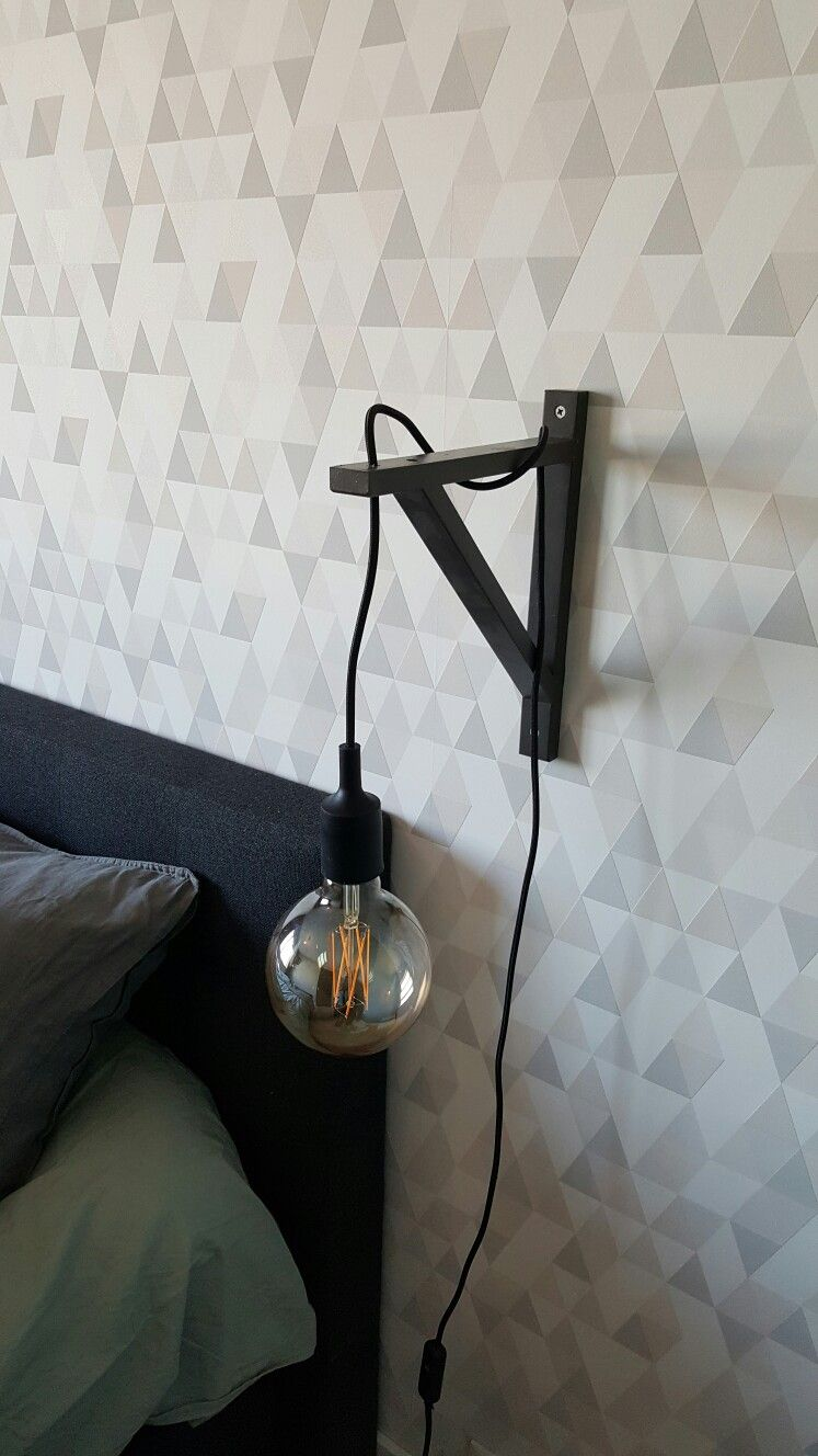DIY lamp | Gloeilamp | Snoerboer | Ikea | Licht inspiratie | Nacht ...