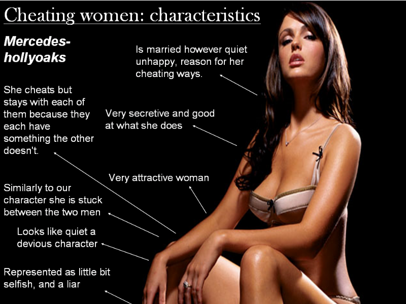 cheating women pictures
