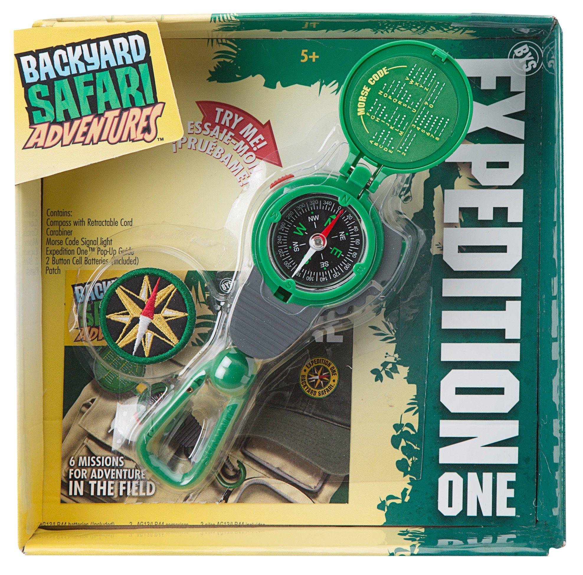 Backyard Safari Field Compass