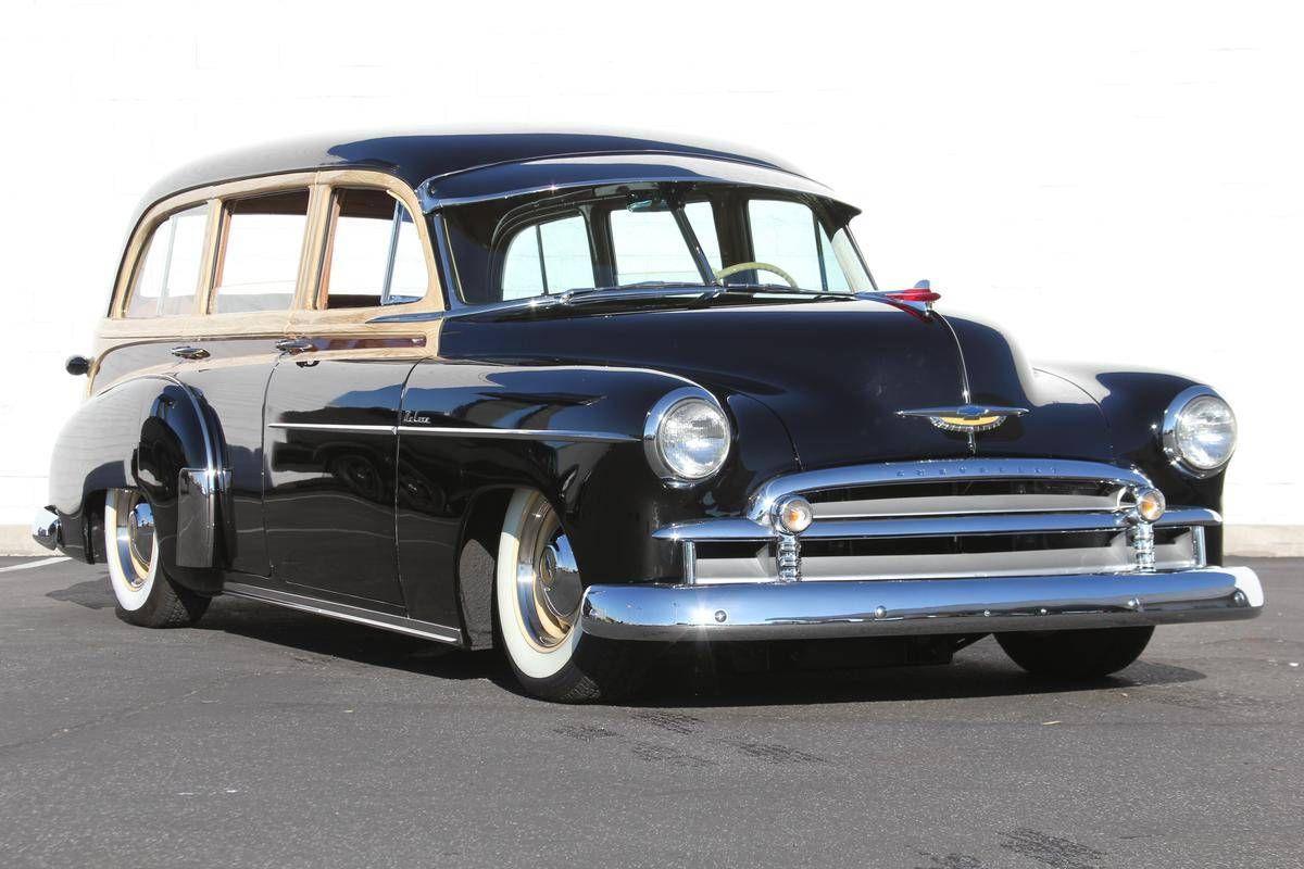 1950 Chevrolet Deluxe Tin Woody   Wheel Wonders 1950\'s   Pinterest ...