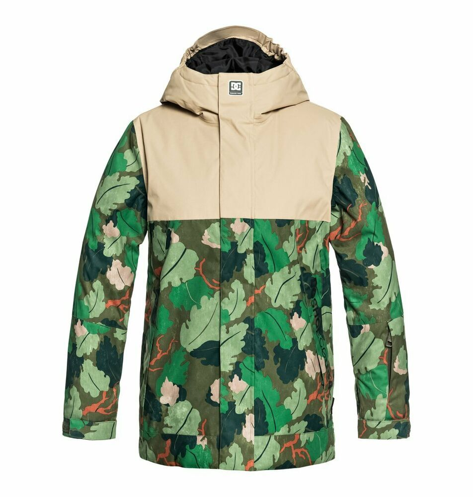 eBay #Sponsored DC Shoes Boy's 8 16 Defy Snow Jacket
