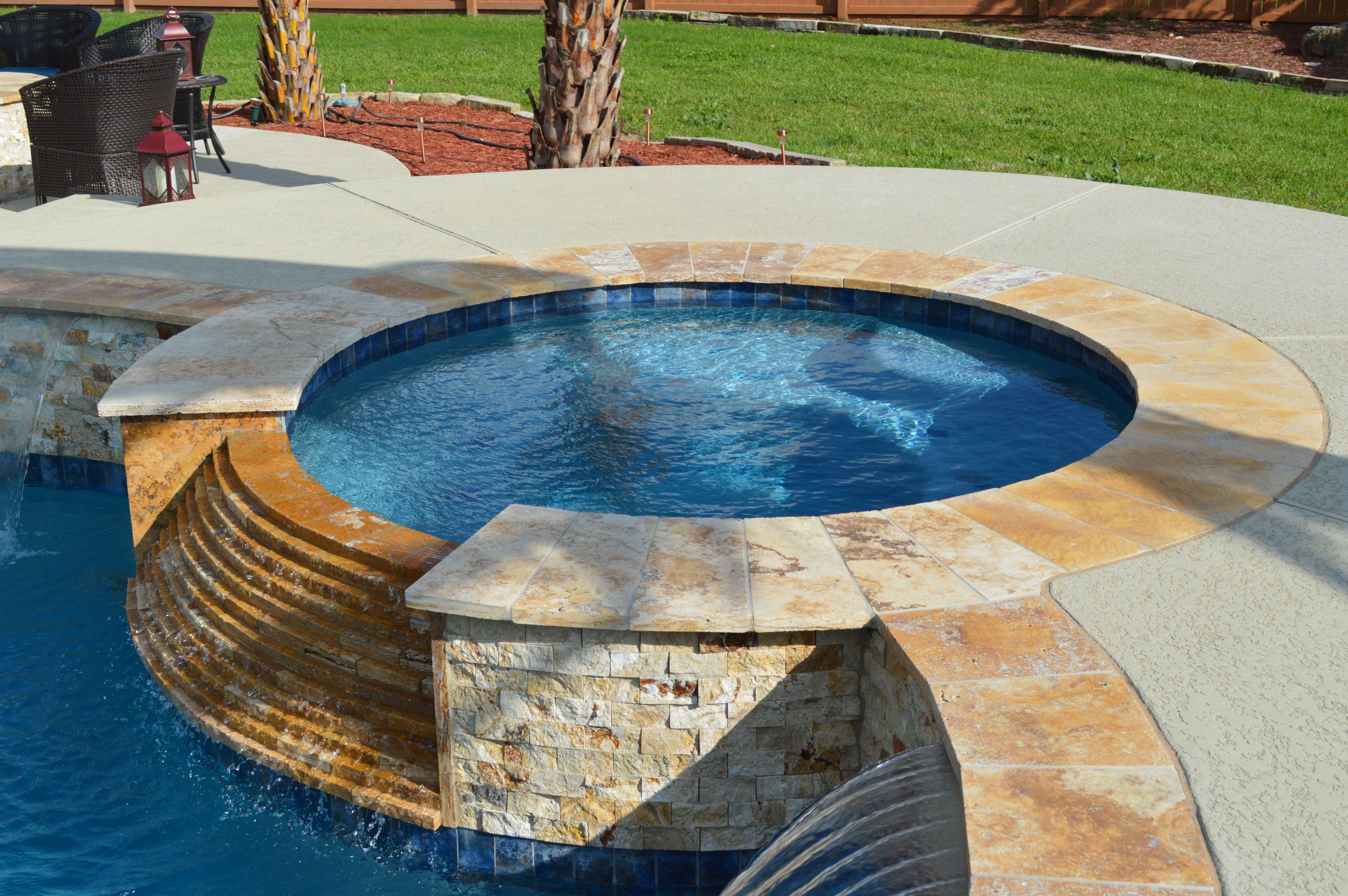 Average Cost Of Swimming Pool Remodel Pool Pool Tile Swimming Pool Remodeling
