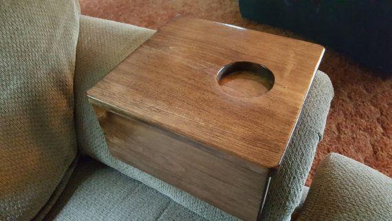 Sofa Sleeve Chair Sleeve Chair Caddy Wooden Cup Holder