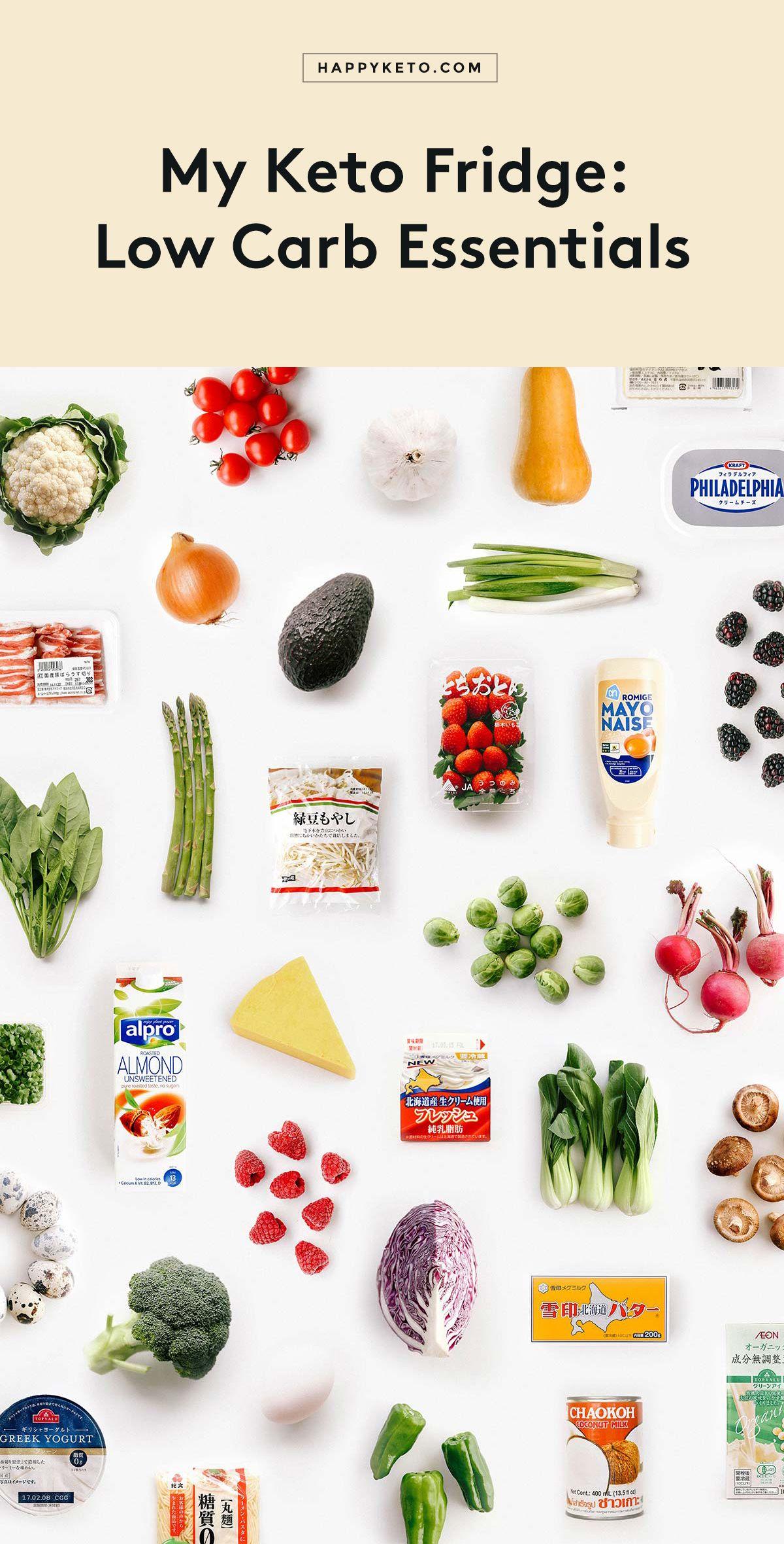what ingedients are in ket diet