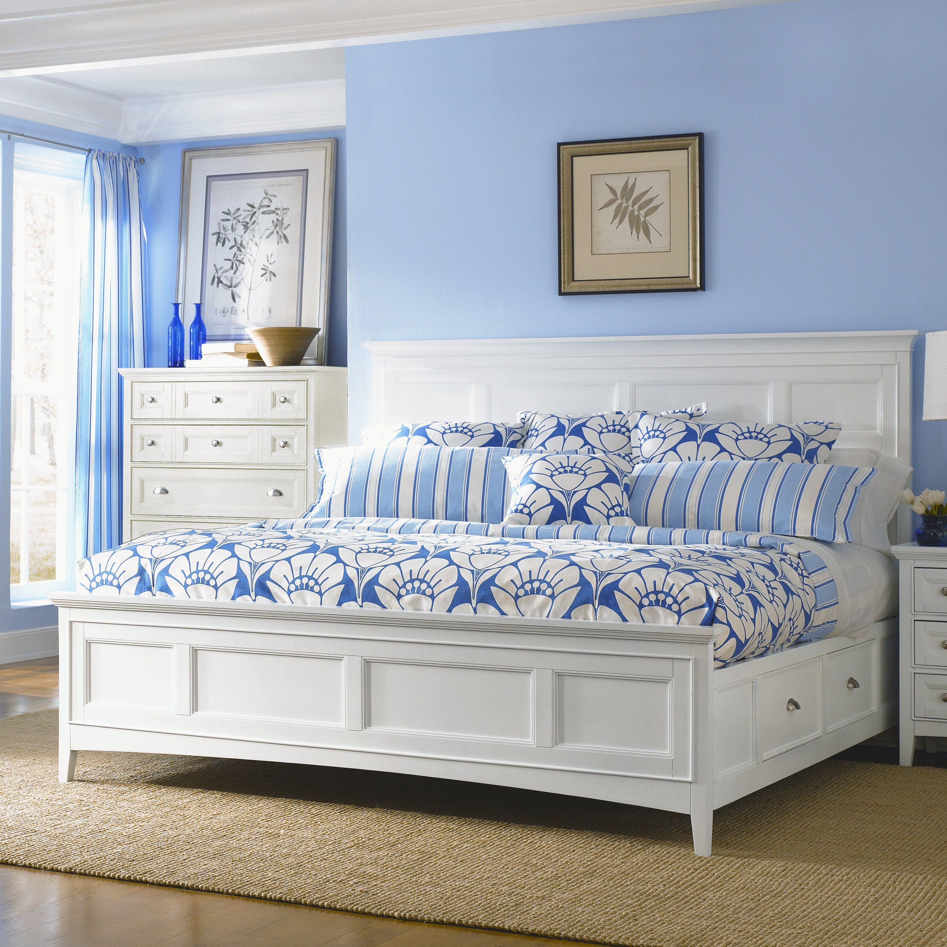 Kentwood Low Profile Storage Bed Set   $1079.99 @hayneedle.
