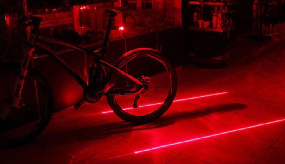 Best Led Laser Bike Lights Bike Lights Cool Bike Accessories