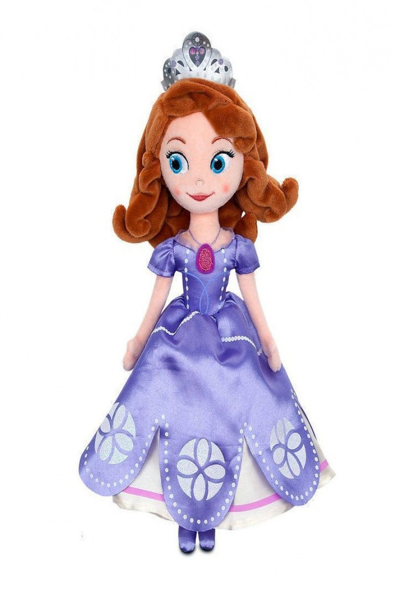 12 99 13 Disney Princess Sofia The First Soft Plush Doll Toy