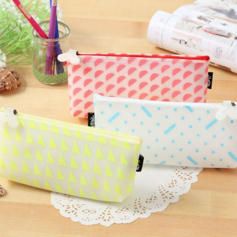 Cheap Pencil Case Student, Buy Quality Fashion Pencil Case Directly From  China Pencil Case Suppliers: 0073 Creative Stationery Geometry Fashionable  Jelly ...