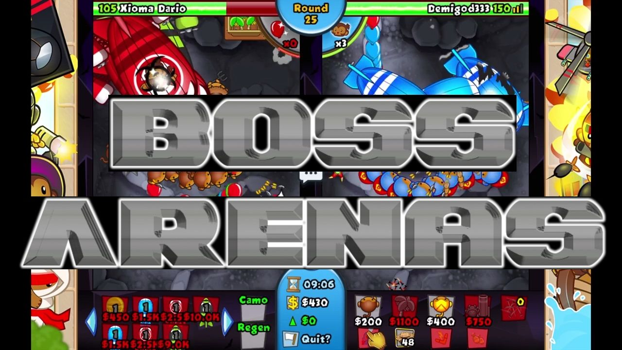 Bloons TD Battles Boss Arenas | Bloons TD Battles | Tower