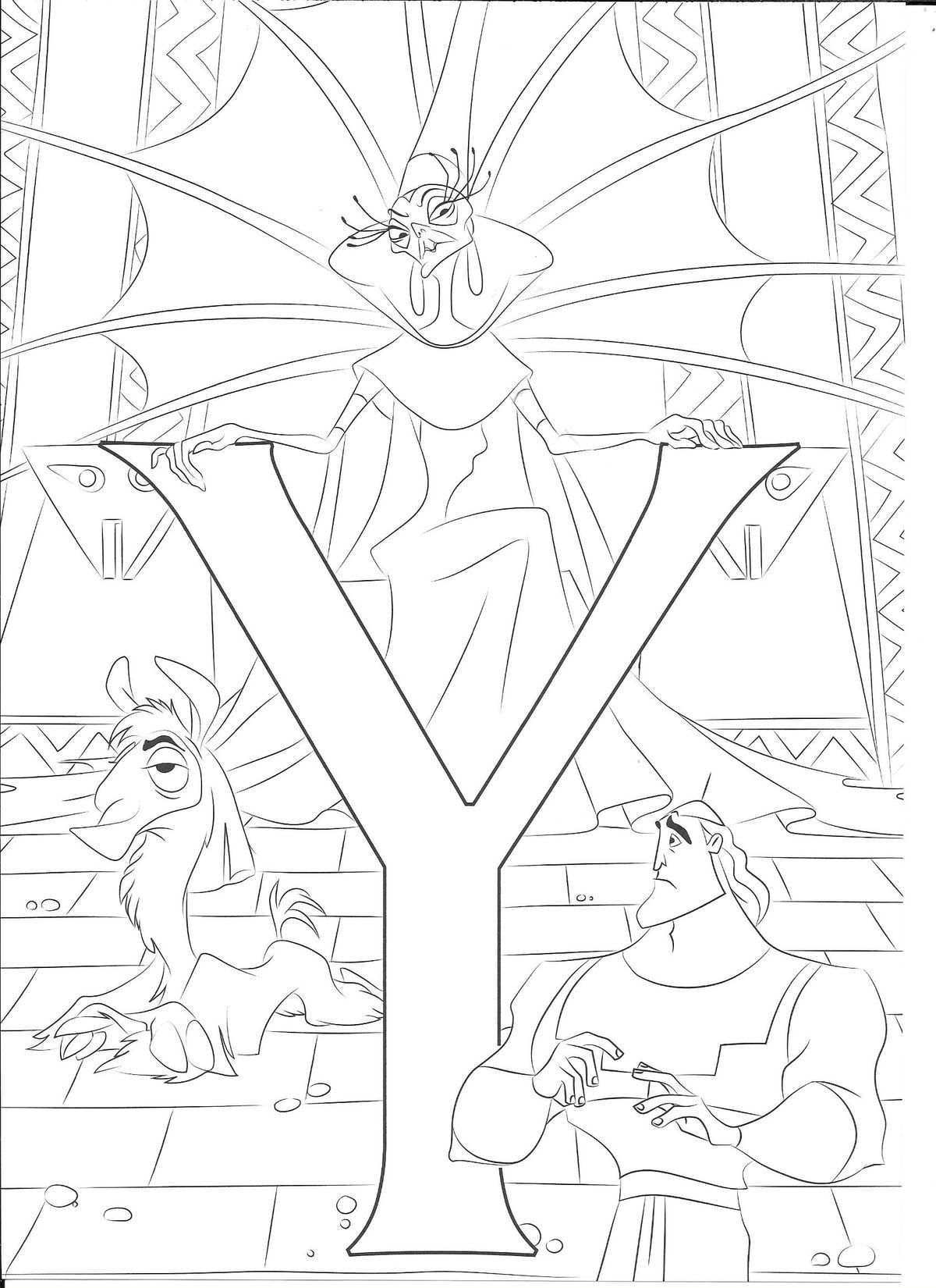 Pin By Angie Morris On Alphabet Coloring Sheets Disney Coloring Sheets Abc Coloring Pages Disney Coloring Pages [ 1650 x 1200 Pixel ]