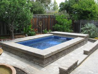 An Endless Pool Can Fit In Virtually Any Space Swim At Home Even In A Small Backyard Www Endlesspo Endless Pool Pool Landscaping Affordable Inground Pools