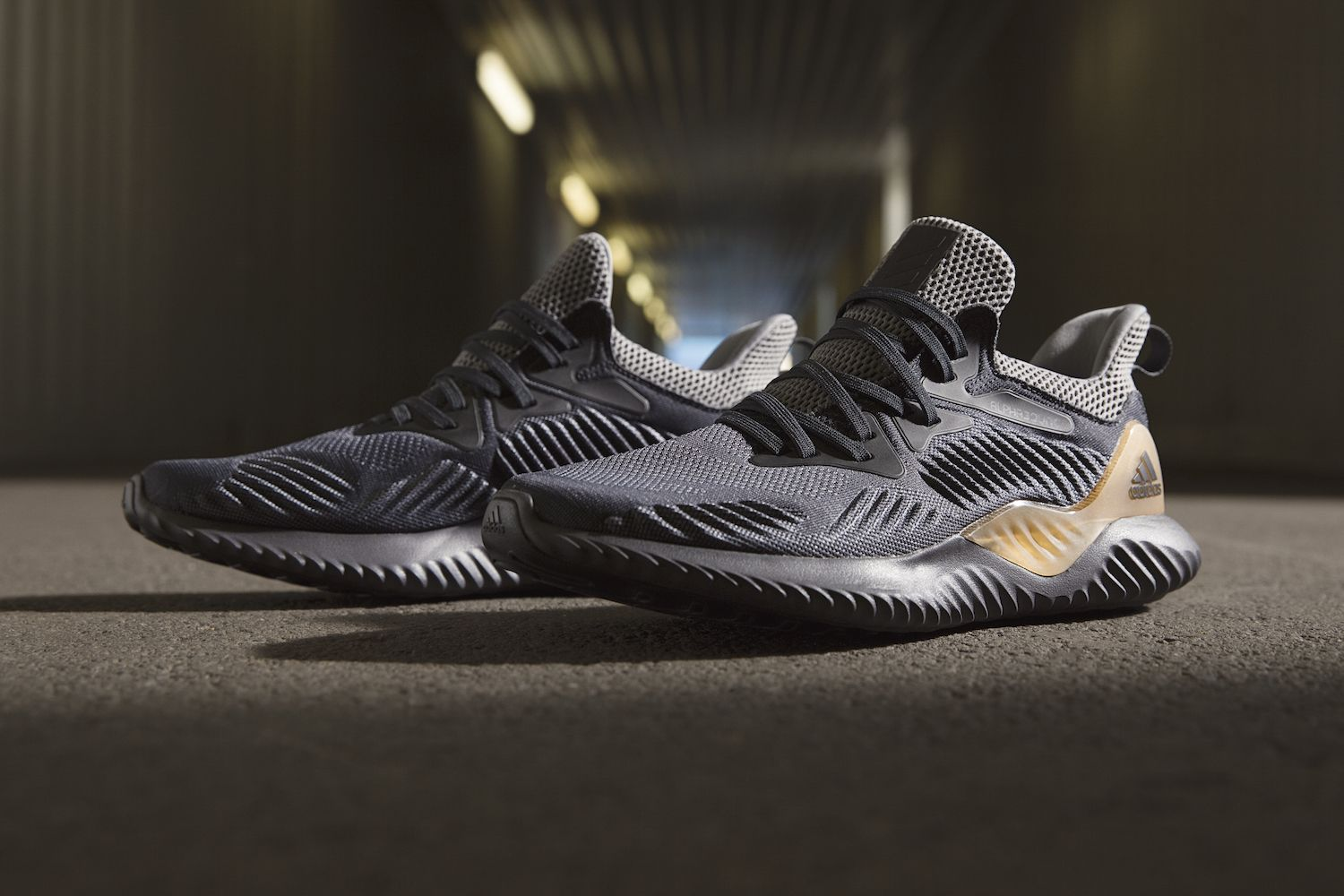 adidas's AlphaBOUNCE Beyond Returns in Two New Colorways baskett