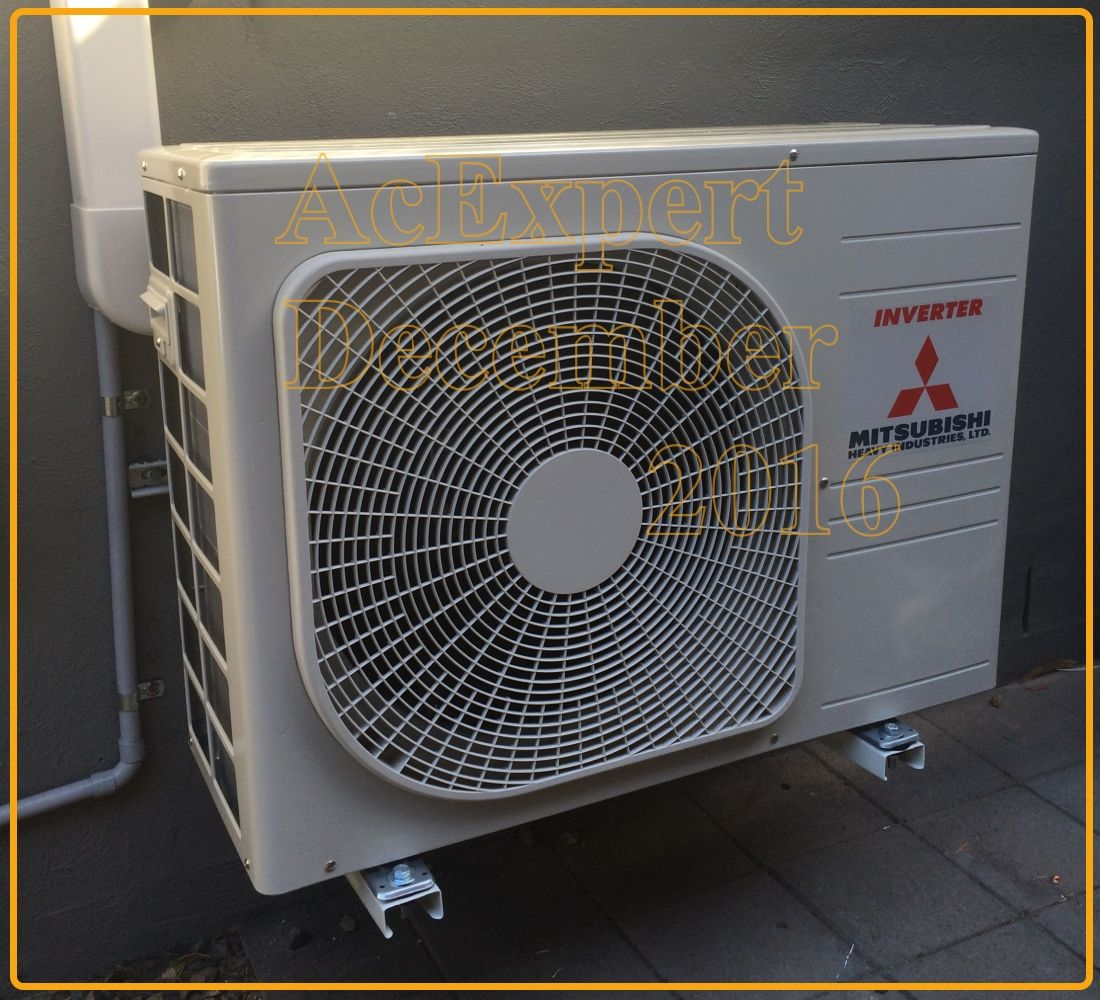 Mitsubishi Air conditioning installations Brisbane we