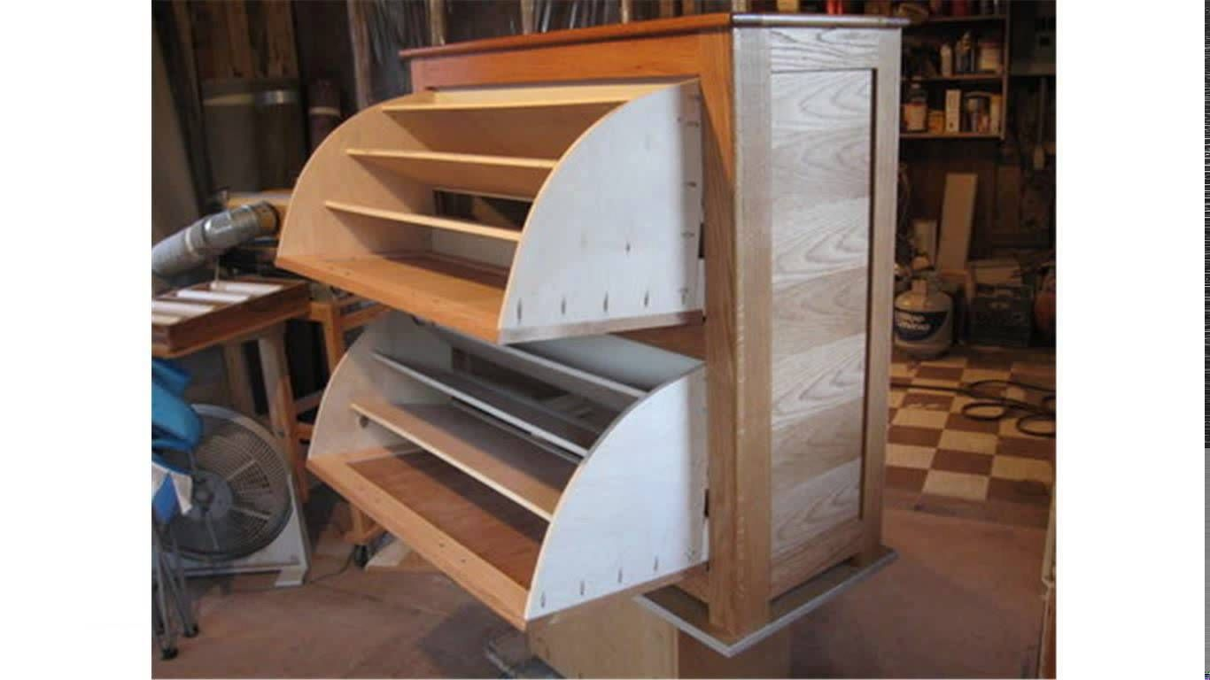 Tilt Out Shoe Rack Hardware Google Search Rustic Storage Cabinets Shoe Storage Cabinet Diy Wood Projects Furniture