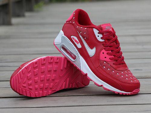Nike Air Max 90 Print GS 704953-602 c32596336
