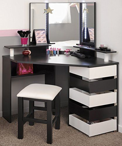 die besten 25 kinder schminktisch ideen auf pinterest. Black Bedroom Furniture Sets. Home Design Ideas