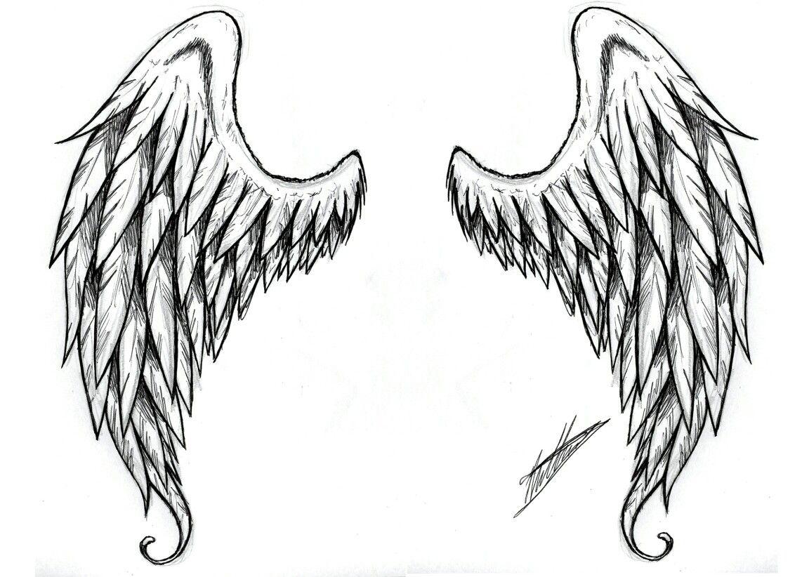 Ailes D Ange En 2019 Design De Tatouage D Aile Aile D