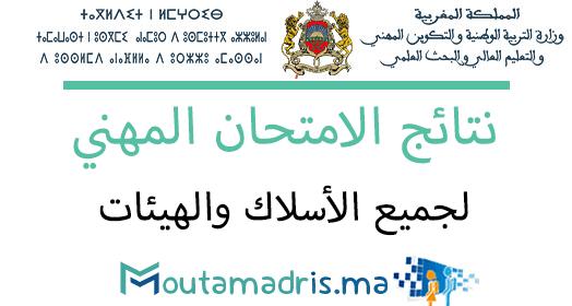 نتائج الامتحان المهني 2020 موجودة هنا لوائح أسماء الناجحين Moutamadris Ma Arabic Calligraphy Calligraphy