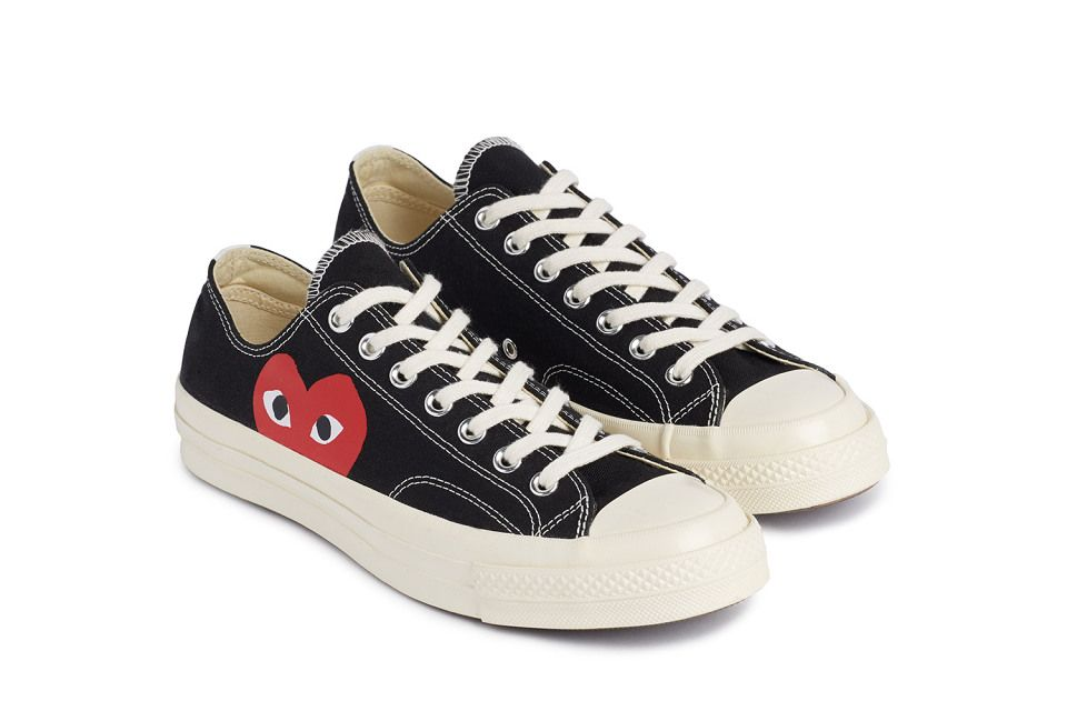 a8777b6f9a464 COMME des GARCONS PLAY x Converse Chuck Taylor All Star' 70 ...