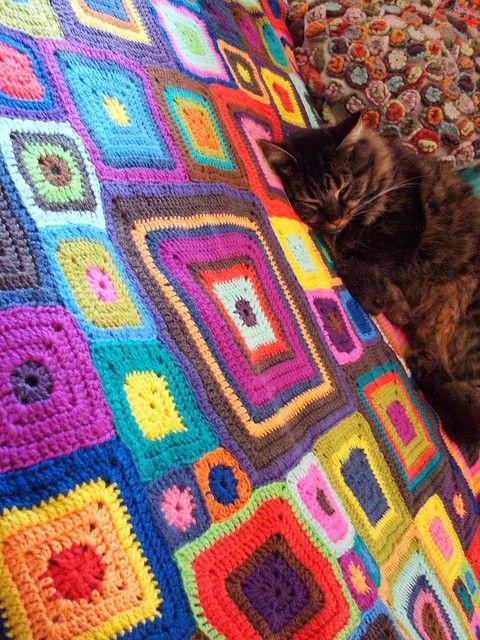 ¡I love crochet!