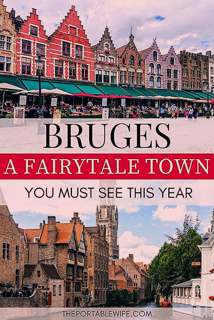 Photo of Bruges One Day Itinerary: A Self Guided Bruges Walking Tour