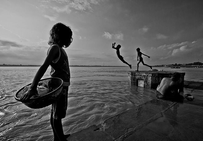 Inspiring indian street photography by swarat ghosh 121clicks com