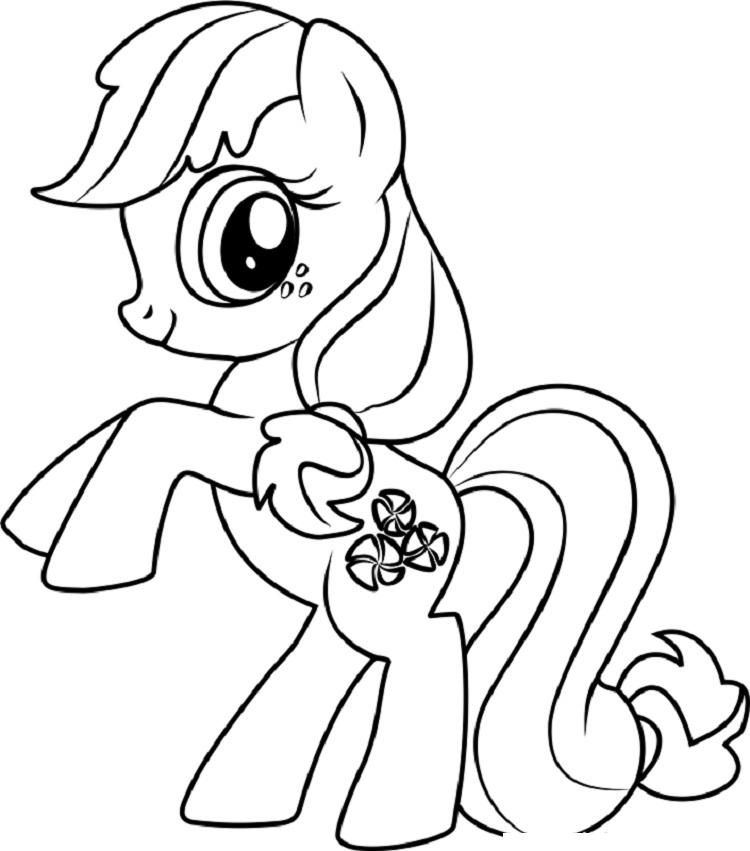 My Little Pony Minty Coloring Pages My Little Pony Coloring, My Little  Pony Drawing, Hello Kitty Colouring Pages