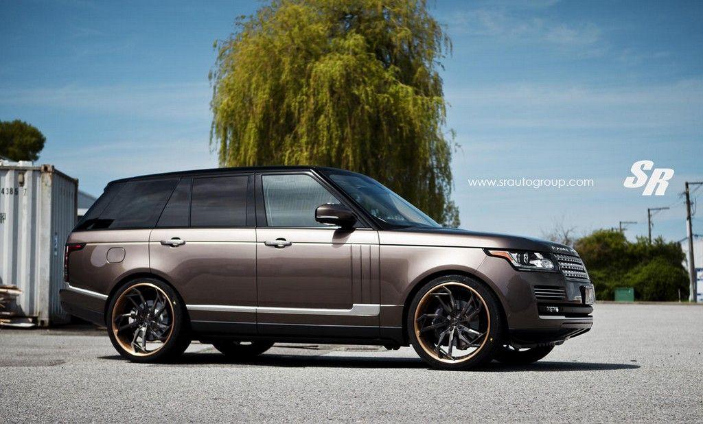 Hazelnut Brown Range Rover 0 600x362 Range Rover Land Rover Hazelnut Brown