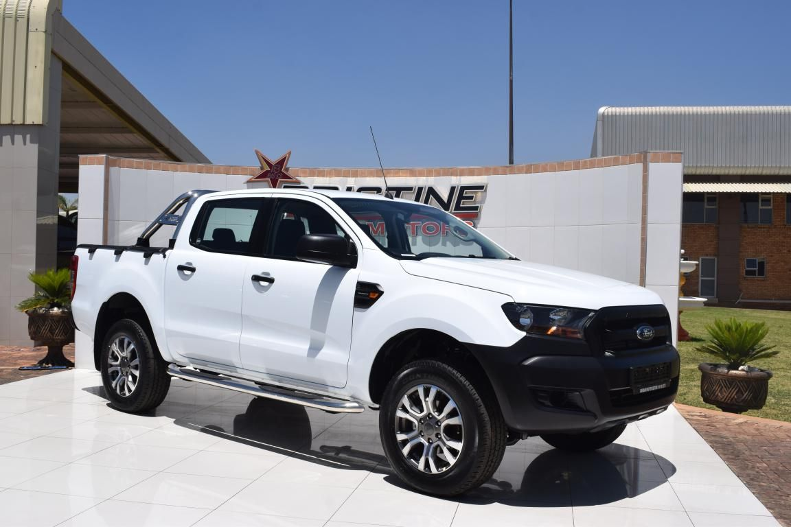 2018 Ford Ranger 2 2TDCi XL Double Cab
