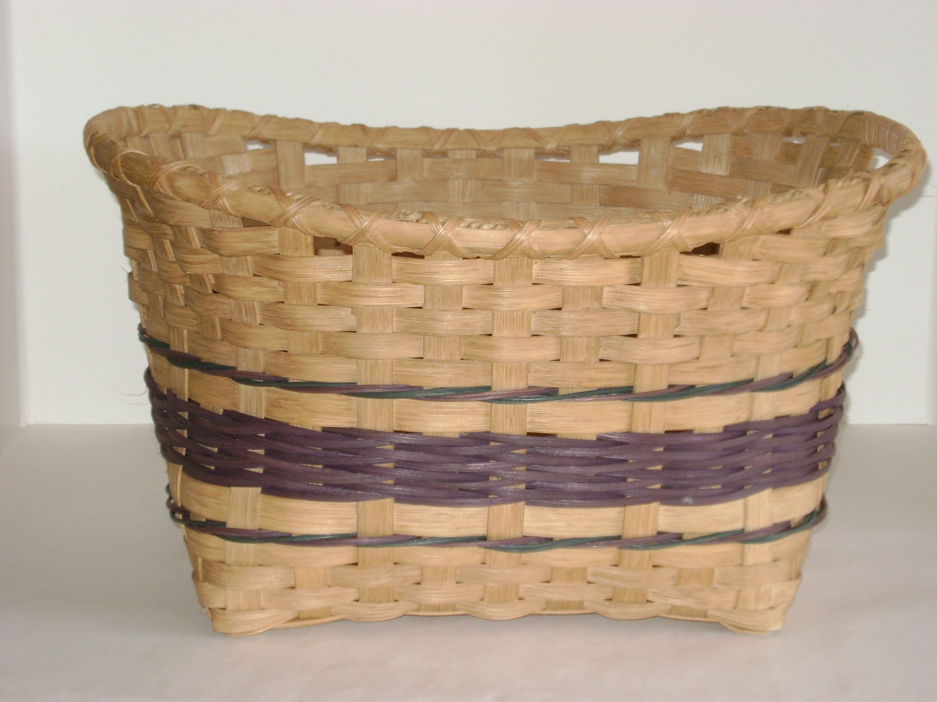 Continuous Weave Baskets - Tailgate Party Tub, Or Laundry Storage