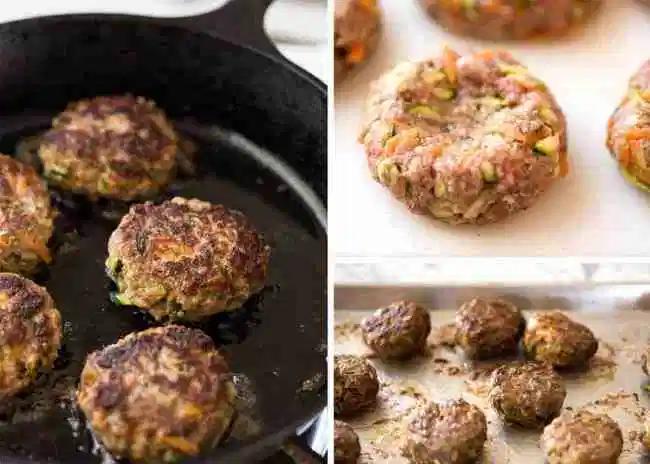Rissoles!! | Recipe | Minced beef recipes, Recipetin eats ...