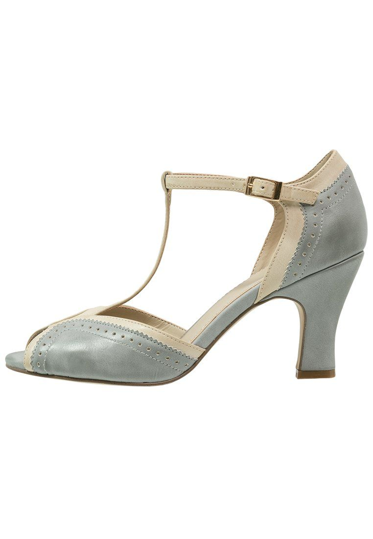 Pumps Blau,Beige,Grau,Rot,Rose