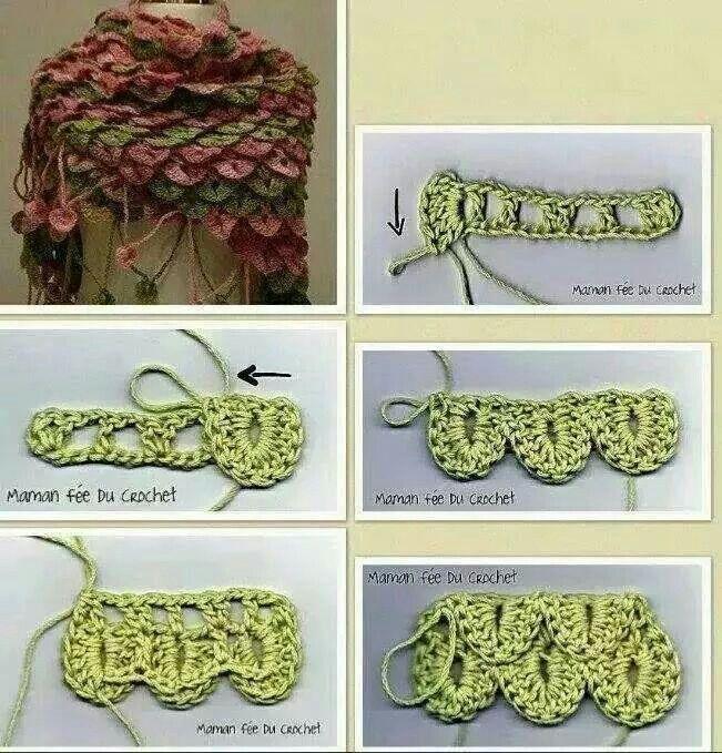 Cosquin   Crocheted Gloves   Pinterest   Patrón de ganchillo, Tejido ...