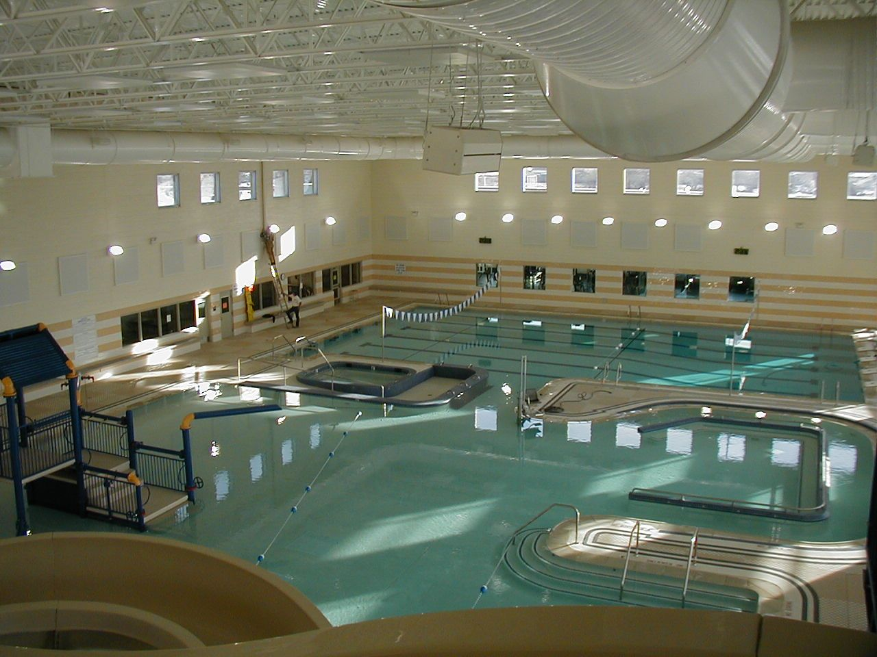 Lions center swimming pool good times swimming pools
