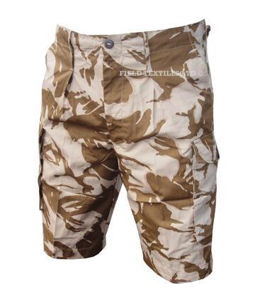 British Army Desert Shorts - Grade 1 - British Military Surplus