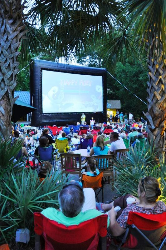 Movies In Columbia Sc >> Outdoor Movies Are What S Hot This Summer In Columbia Sc