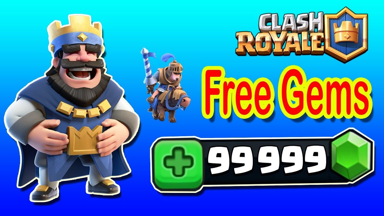 Clash Royale Cheats & Hack 2017