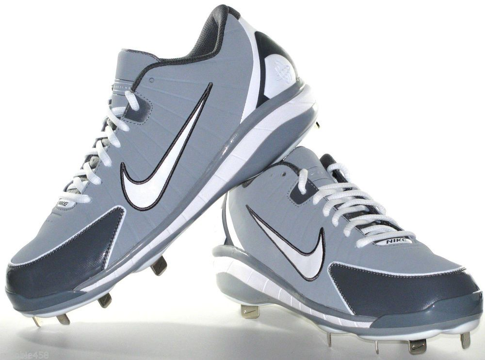 Mens Nike Air Huarache Low Metal Baseball Cleats Size Gray/White in  Clothing, Shoes \u0026 Accessories, Men\u0027s Shoes, Athletic