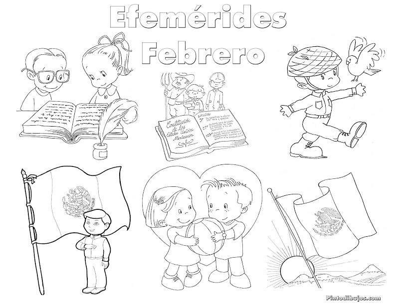 Efemérides Febrero Febrero Efemerides De Febrero Febrero
