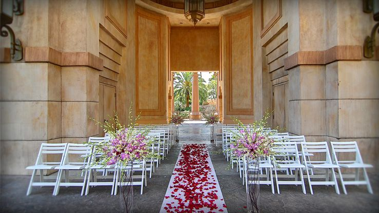Las Vegas Wedding Venues - Mandalay Bay