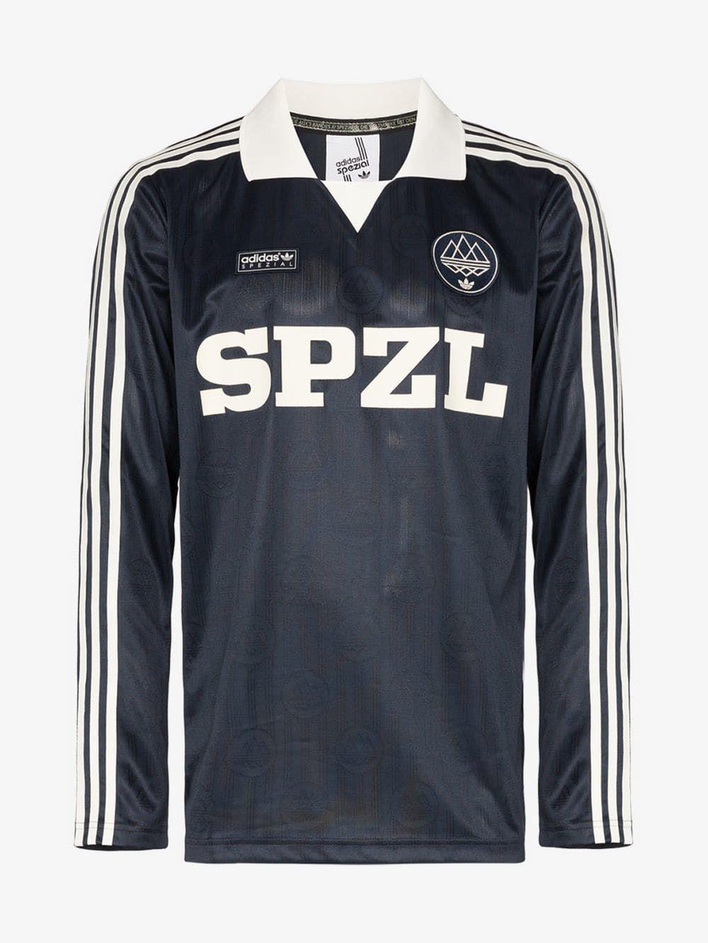 Adidas spezial, Striped polo shirt