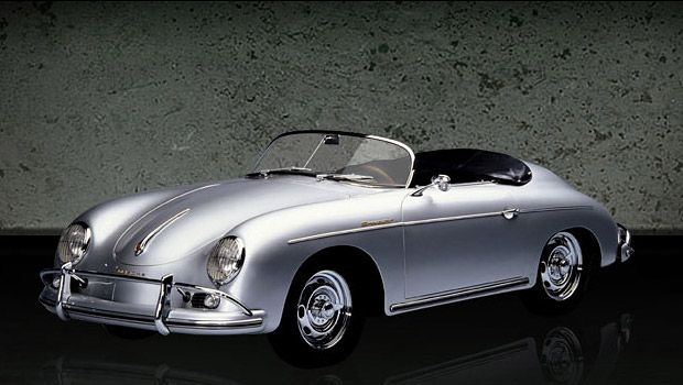 Electric Porsche Speedster And James Dean Spyder Replicas Its A Strange PR Spin That Has In The Role Of Martyr For Car